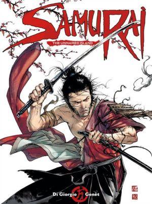 Samurai : The Unnamed Island Vol.5