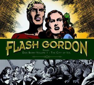 Flash Gordon Dailies: Dan Barry Volume 1: The City of Ice