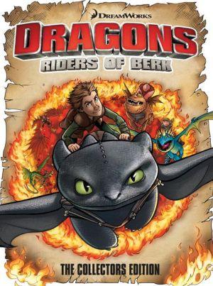Dragons: Riders of Berk The Collectors Edition