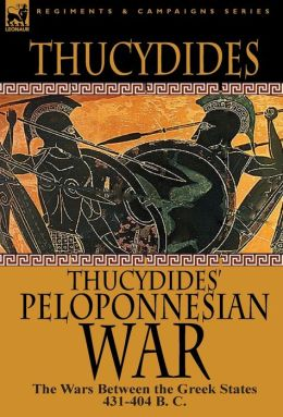thucydides history of the peloponnesian war pdf