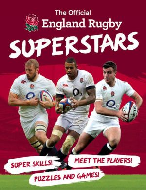 The Official England Rugby Superstars