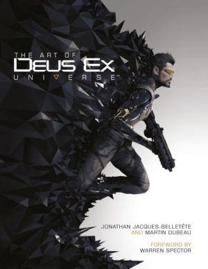 Book The Art of Deus Ex Universe