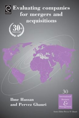 Evaluating Companies for Mergers and Acquisitions