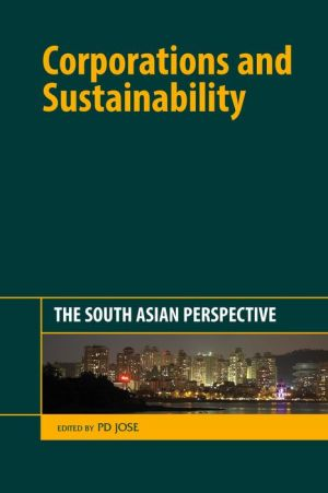Corporations and Sustainability: The South Asian Perspective