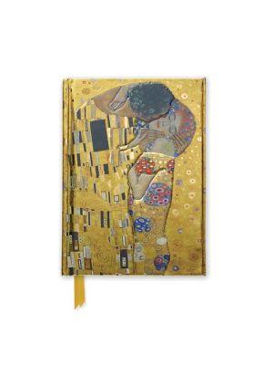 Klimt's The Kiss (Foiled Pocket Journal)