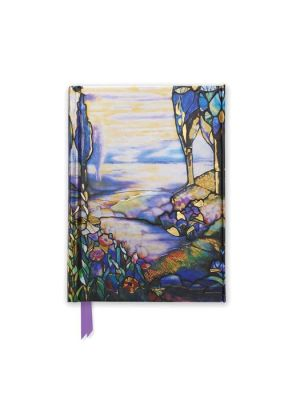 Tiffany Cypress and Lilies (Foiled Pocket Journal)