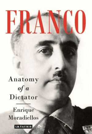 Book Franco: Anatomy of a Dictator