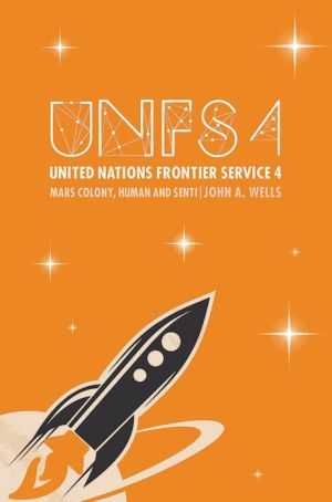 United Nations Frontier Service 4: Mars Colony, Human and Senti