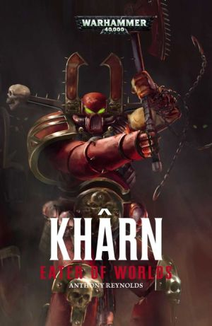 Book Kharn: Eater of Worlds