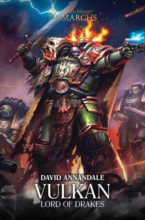 Book Vulkan: Lord of Drakes