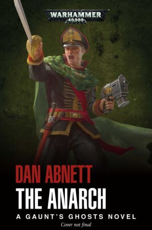 Book Gaunt's Ghosts: The Anarch