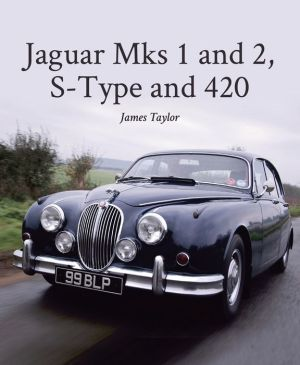 Jaguar Mks 1 and 2, S-Type and 420
