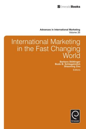 International Marketing in the Fast Changing World