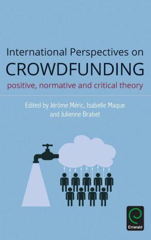 The International Research Handbook of Crowdfunding