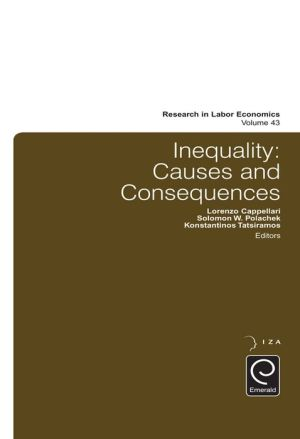 Inequality: Causes and Consequences