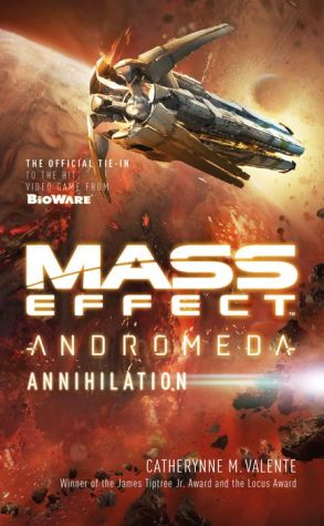 Book Mass Effect: Annihilation