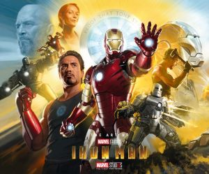 Book The Art of Iron Man (10th anniversary edition)