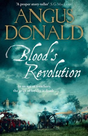 Book Blood's Revolution