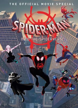 Book Spider-Man: Into the Spider-Verse The Official Movie Special