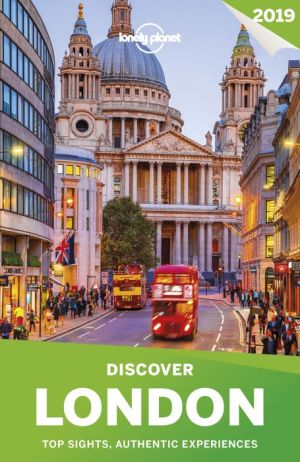 Lonely Planet Discover London 2019