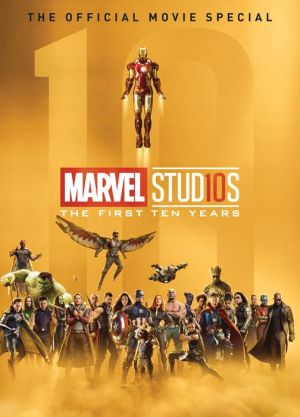 Book Marvel Studios: The First Ten Years