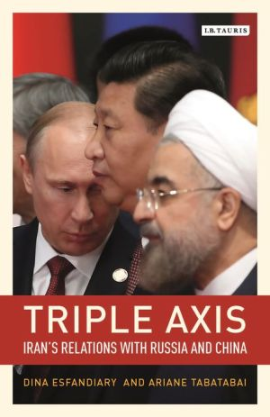 Triple-Axis: China, Russia, Iran and Power Politics