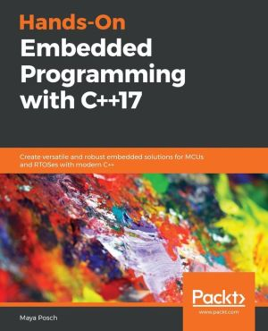 Book Hands-On Embedded Programming with C++17