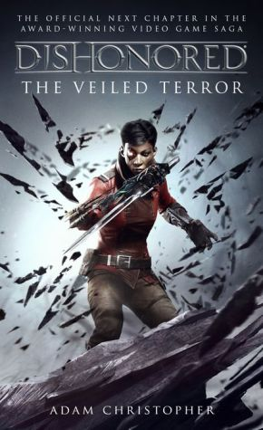 Book Dishonored - The Veiled Terror