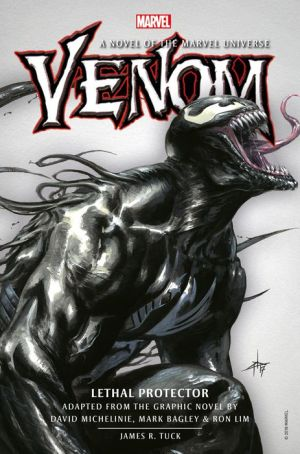 Book Venom: Lethal Protector Prose Novel