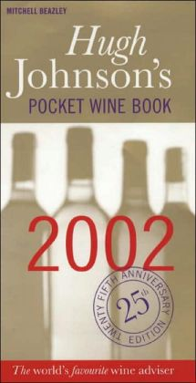 Hugh Johnson's Pocket Wine Book 2002
