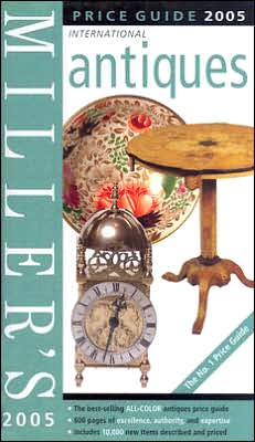 Antiques: Price Guide 2005