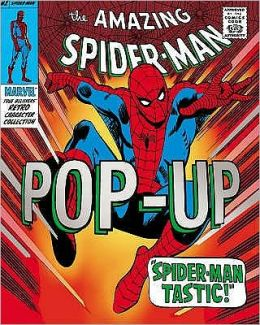 The Amazing Spiderman Pop-Up