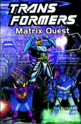Transformers: Matrix Quest