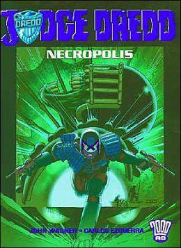Judge Dredd Necropolis Book II