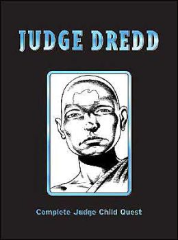 Judge Dredd: The Judge Child Quest
