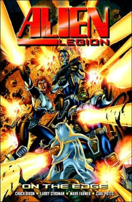 Alien Legion: On the Edge