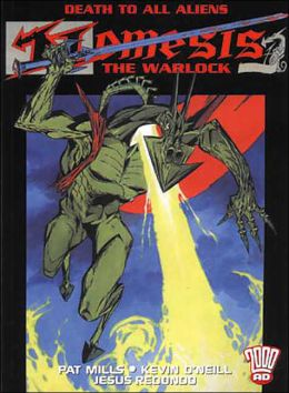 Nemesis the Warlock: Death to All Aliens