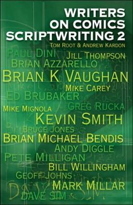 Writers on Comics Scriptwriting 2