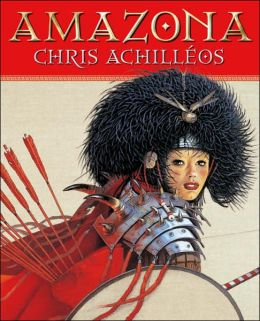 Amazona: The Art of Chris Achilleos: Book Club Edition