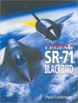 SR-71 Blackbird (Combat Legends Series)
