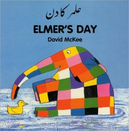 Elmer's Day (Urdu- English)