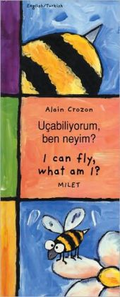 I Can Fly, What Am I? (English-Turkish)