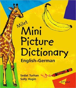 Milet Mini Picture Dictionary (German-English)