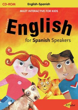 Milet Interactive for Kids - English for Spanish Speakers