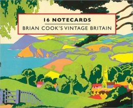 Brian Cook's Vintage Britain - 16 Notecards