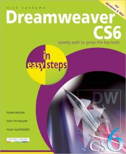 Dreamweaver CS6 in Easy Steps