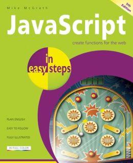 JavaScript in Easy Steps