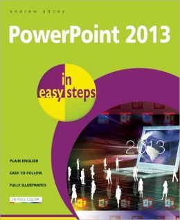 PowerPoint 2013 in Easy Steps