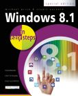 Book Cover Image. Title: Windows 8.1 in Easy Steps:  Special Edition, Author: Michael Price
