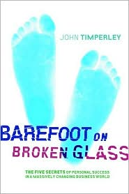 Barefoot on Broken Glass: The Five Secrets of Personal Success in a Massively Changing Business World